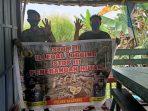 Mencegah Terjadinya Ilegal Logging Polsek Basarang Lakukan Sosialisasi Langsung 11